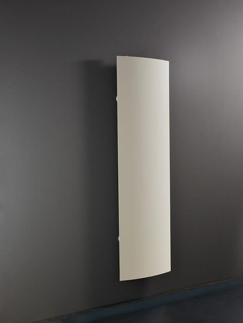 Versione chiusa con valvole nascoste anche con possibile brevetto di apertura a porta