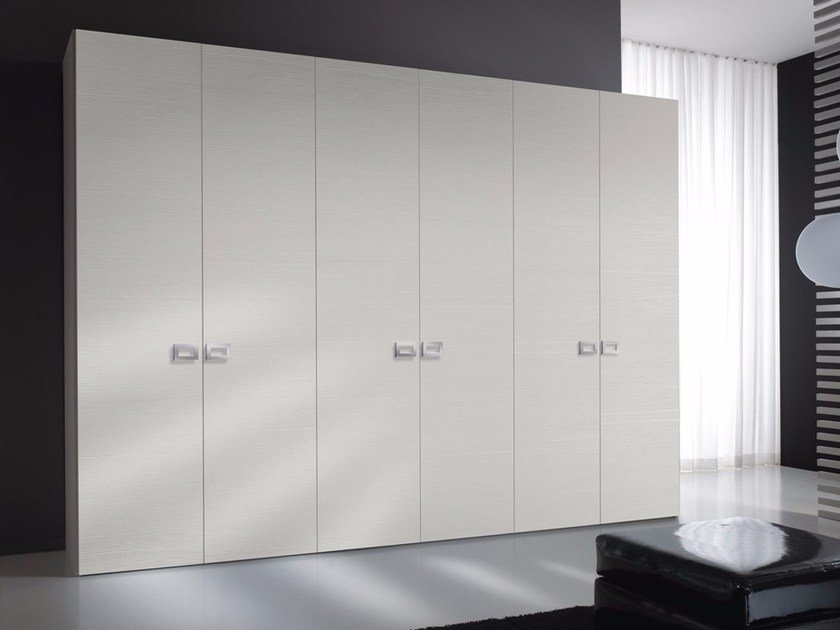 Lacquered laminate wardrobe EXTRA BASIC by Composit