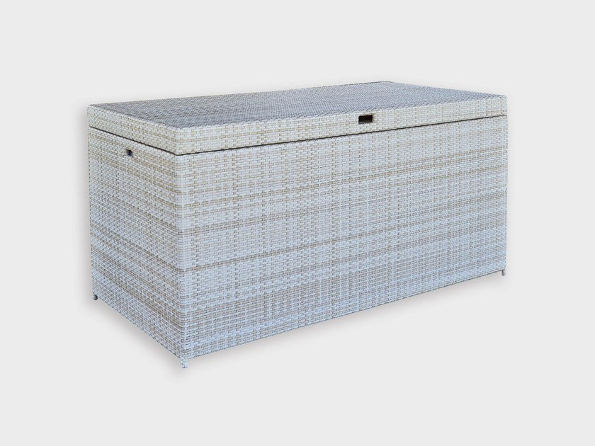 Polypropylene garden cabinet EXTRA BIG TRUNK 23299 by SKYLINE design