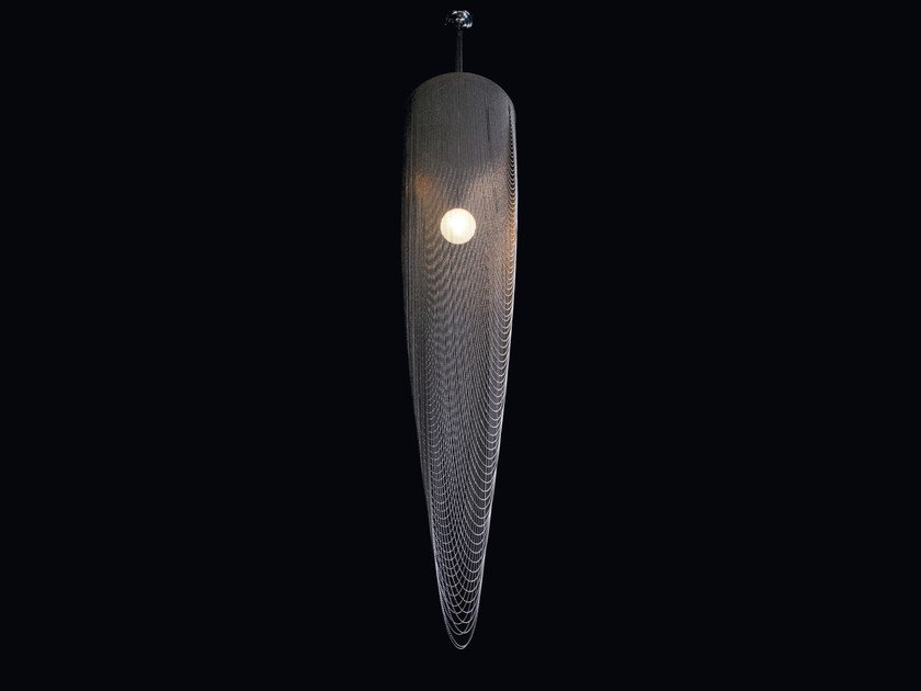 Pendant lamp EXTRA LONG POD by Willowlamp