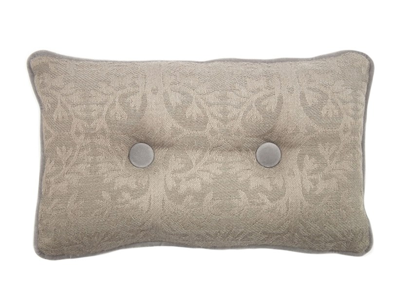 Rectangular fabric cushion EXTRA 361-10 by l'Opificio