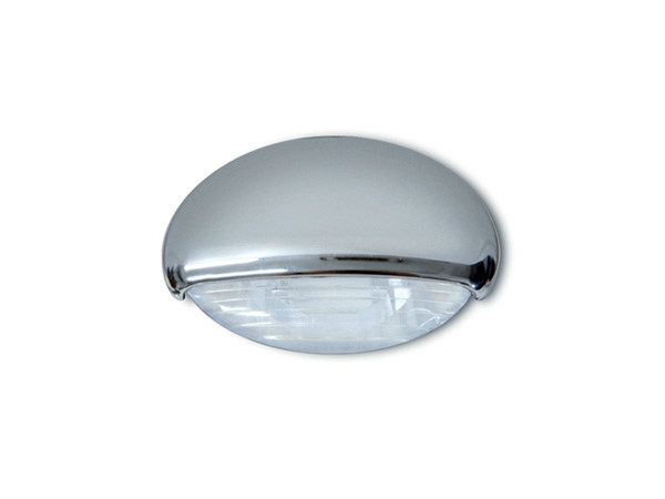 LED wall-mounted steplight EYELID by Quicklighting