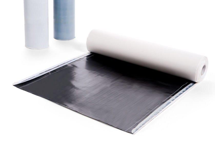 Prefabricated bituminous membrane ELOTENE 4000 ZERO by ISOLTEMA GROUP