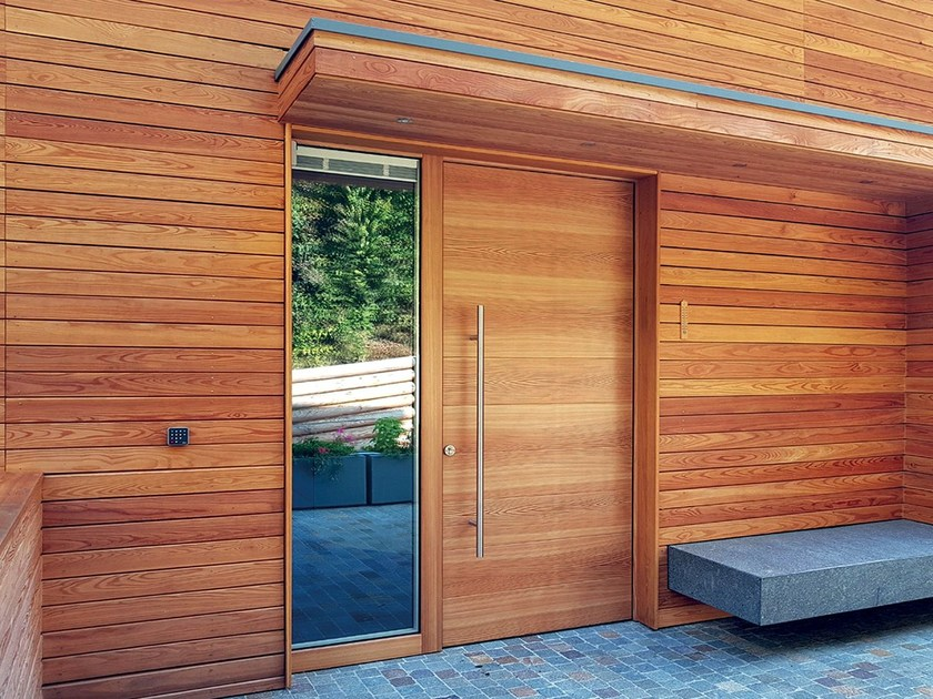 Porta d 39 ingresso su misura porta d 39 ingresso alpilegno - Porte per casa moderna ...