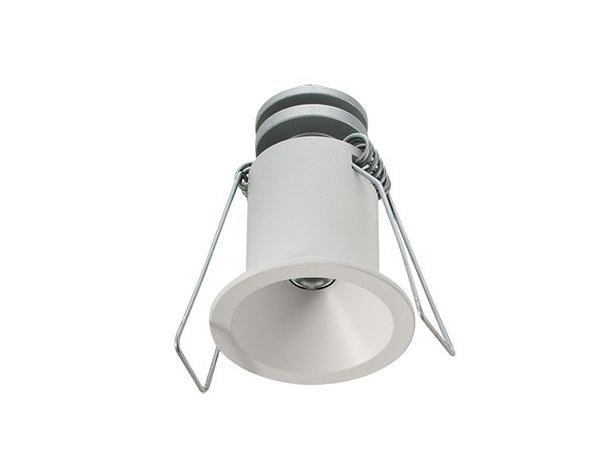 LED round recessed spotlight Esem 2.0 by L&L Luce&Light