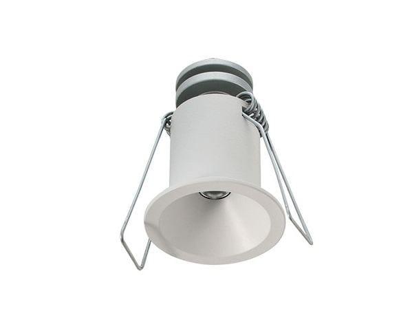 LED recessed spotlight Esem 2.6 by L&L Luce&Light
