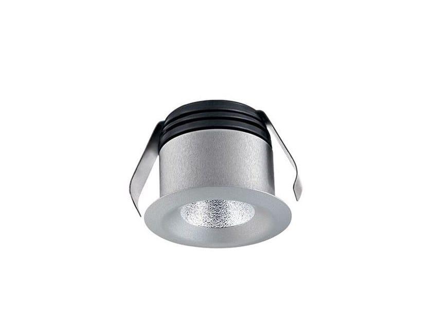 LED round recessed spotlight Esem Mini 1.0 by L&L Luce&Light