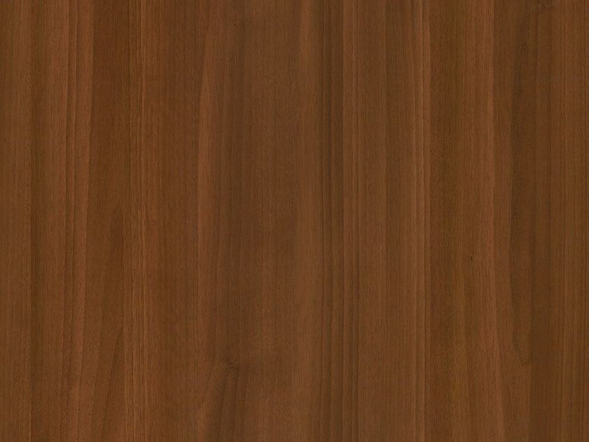 Self adhesive PVC furniture foil with wood effect European Walnut Middle by Artesive