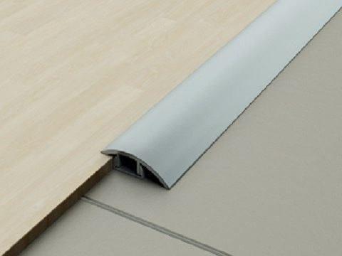 Profiles for LVT floors Eurosystem Thin by PROFILPAS