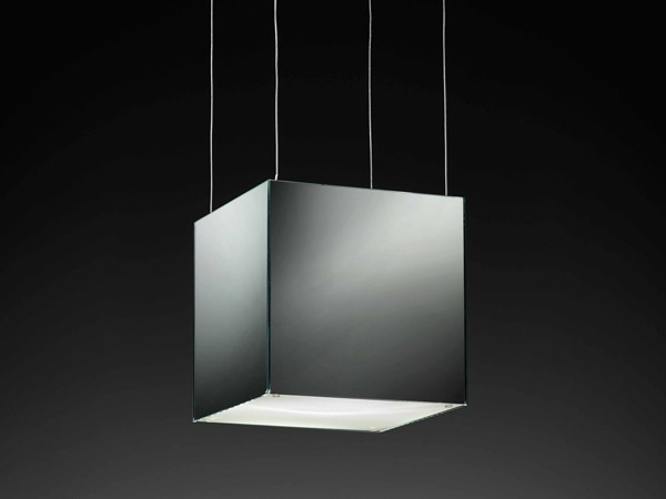 LED direct light aluminium pendant lamp EXPLORER by PURALUCE