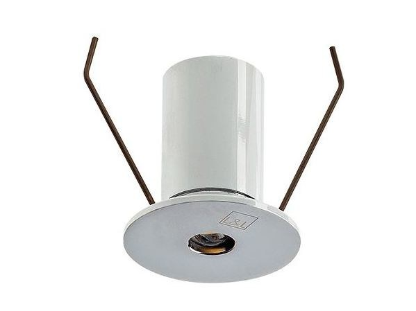 LED round recessed spotlight Eyes 1.6 by L&L Luce&Light