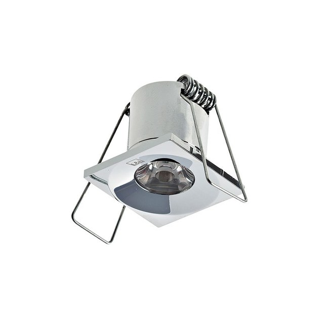 LED square recessed spotlight Eyes 2.9 by L&L Luce&Light