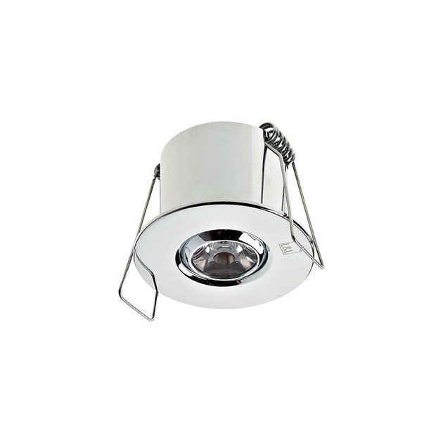 LED adjustable recessed spotlight Eyes 3.6 by L&L Luce&Light