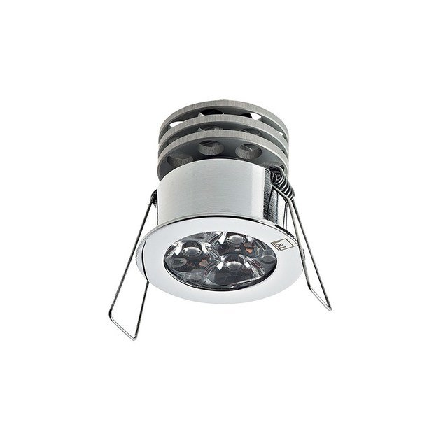 LED round recessed spotlight Eyes 3.7 by L&L Luce&Light