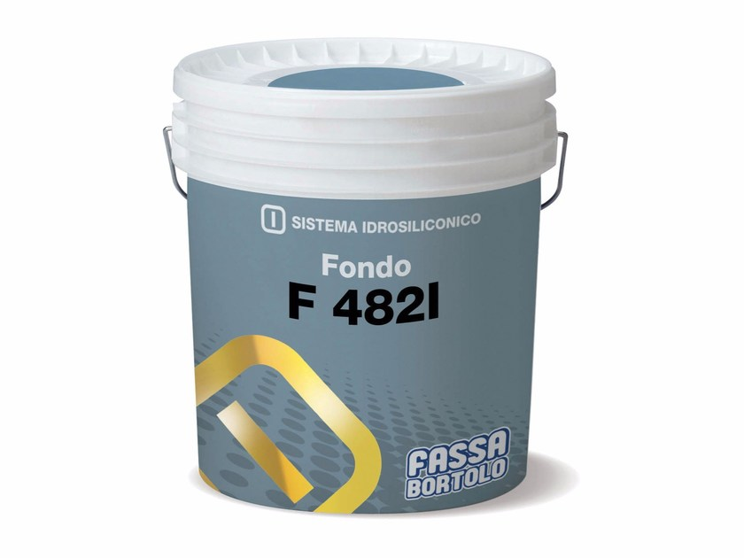 Skim coat and cementitious finish for plaster F 482I by FASSA