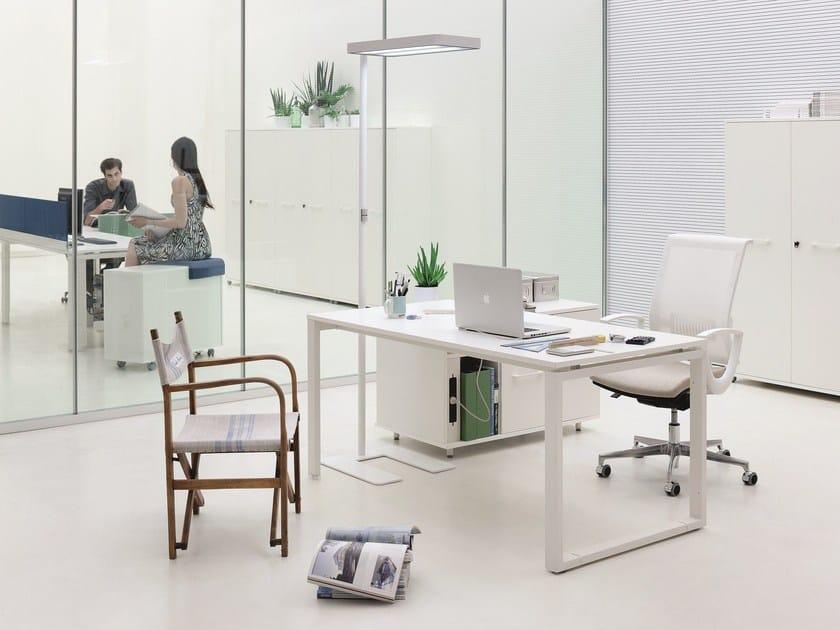 Workstation desk F.LOAT O.FFICE | Office desk by Archiutti