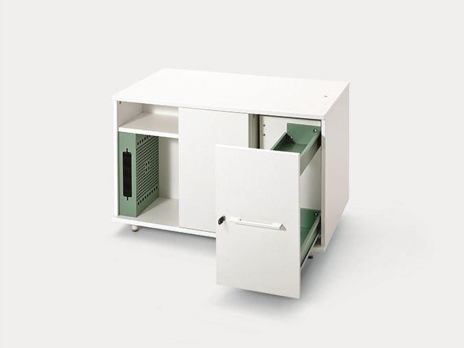 Modular office drawer unit F.LOAT O.FFICE   Office drawer unit by Archiutti