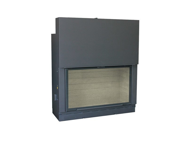 Wood-burning Fireplace insert F1600 by Axis
