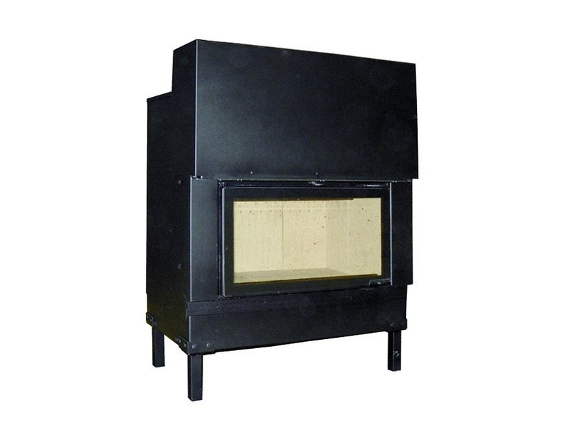 Fireplace insert F800H by Axis