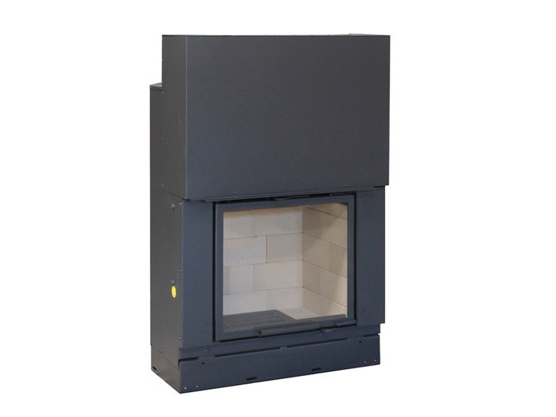 Wood-burning Fireplace insert F800I by Axis