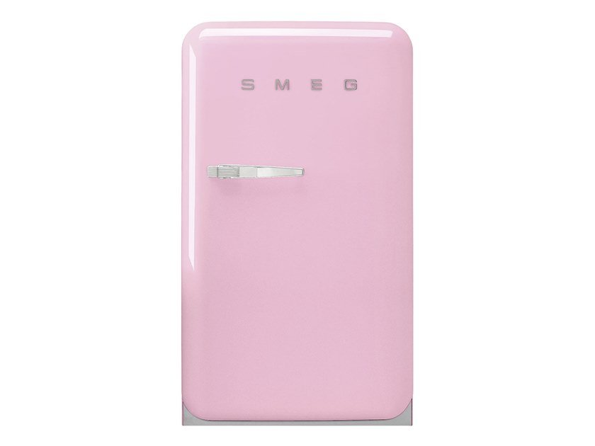 Freestanding mini fridge automatic FAB10 by Smeg