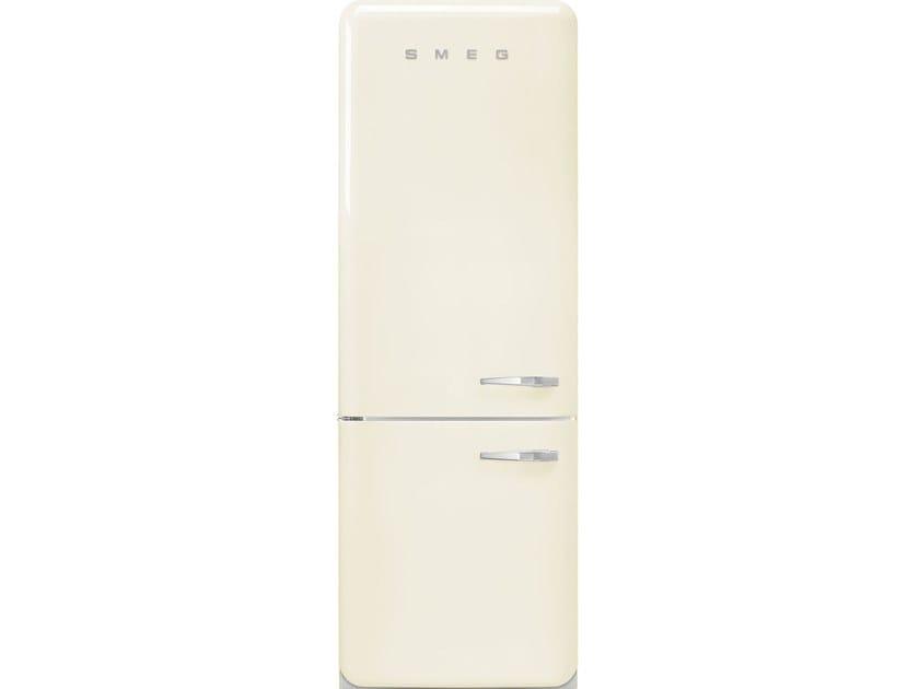 Freestanding combi refrigerator Class A++ FAB38 by Smeg