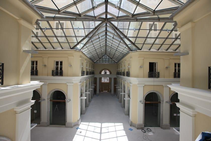FACCIATE CONTINUE OS TEC TB Palazzo del Tergesteo, Trieste