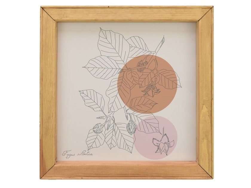 Paper Print on paper FAGUS SILVATICA by Gie El Home