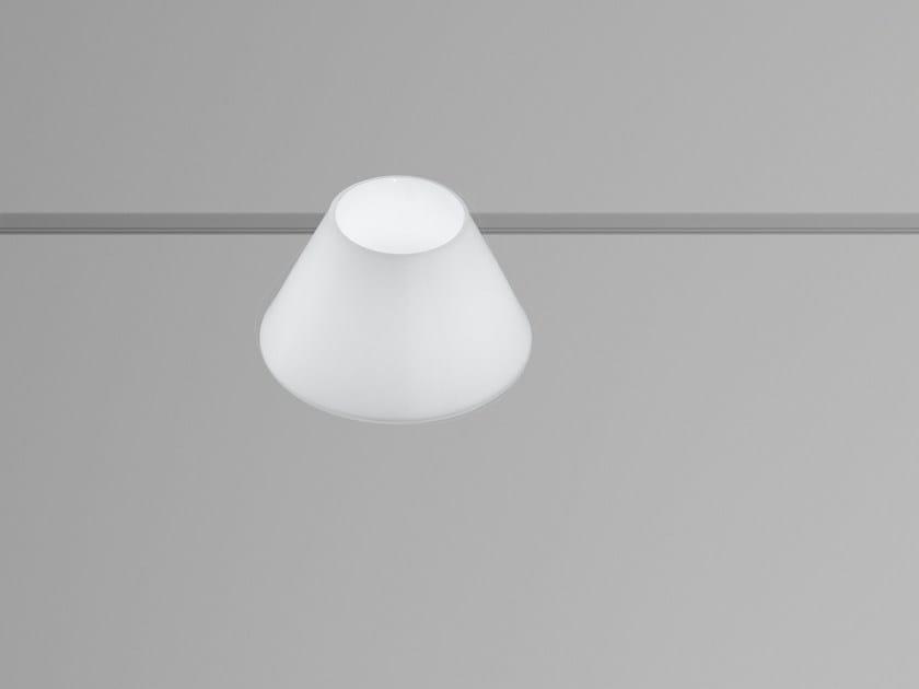 Murano glass ceiling lamp FALCO LC 615 by Siru