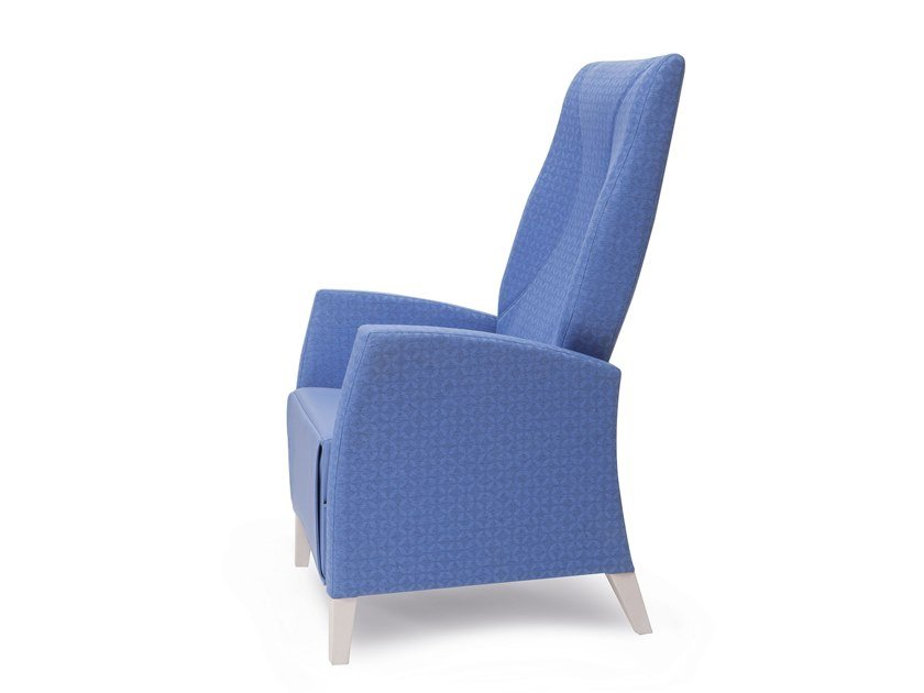 High-back armchair FANDANGO | HEALTH & CARE | Recliner armchair by PIAVAL