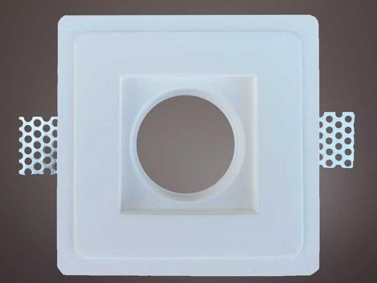 Built-in gypsum Spotlight fixture FAR 003 by Profilgessi
