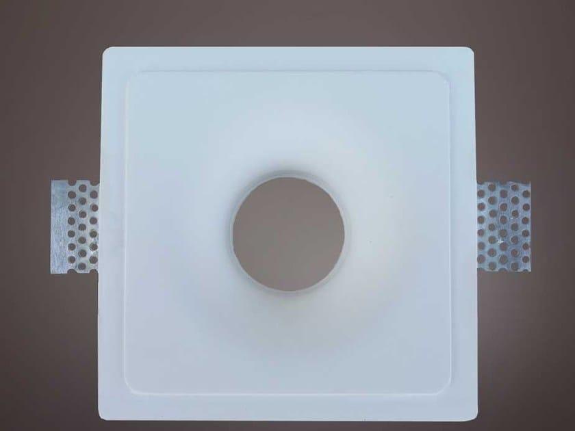Built-in gypsum Spotlight fixture FAR 006 by Profilgessi