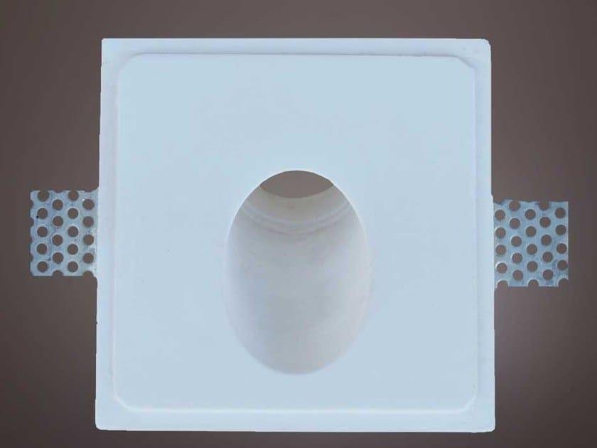 Built-in gypsum Spotlight fixture FAR 010 by Profilgessi