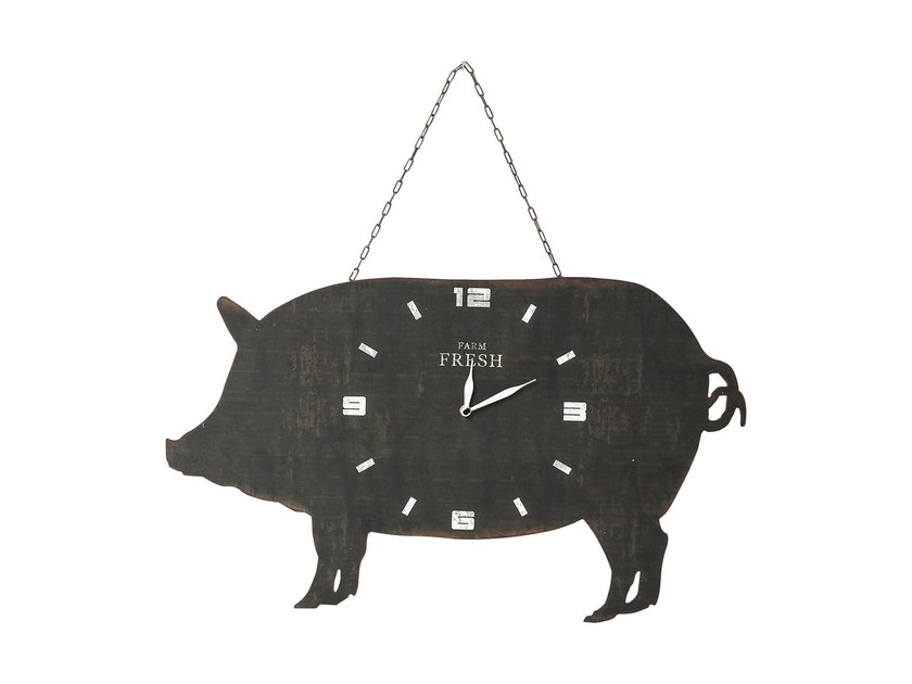 Orologio in acciaio da parete FARM FRESH by KARE-DESIGN