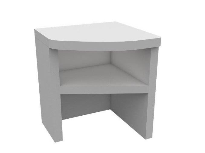 Bedside table for hotel rooms FASHION | Bedside table for hotel rooms by Mobilspazio