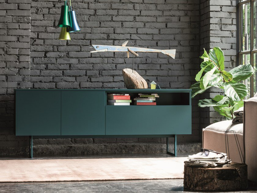 Lacquered sideboard FASHION | Lacquered sideboard by Dall'Agnese