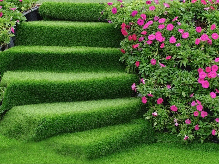 Synthetic grass surface FASHION by NANNI GIANCARLO & C.