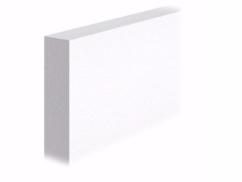EPS thermal insulation panel FASSA CLASSIC WHITE by FASSA