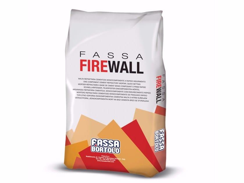 FASSA FIREWALL