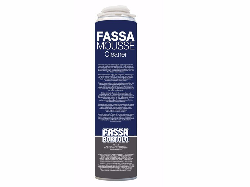 FASSA MOUSSE CLEANER