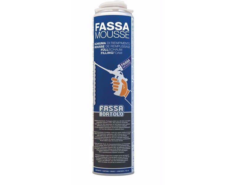Foam and spray FASSA MOUSSE by FASSA