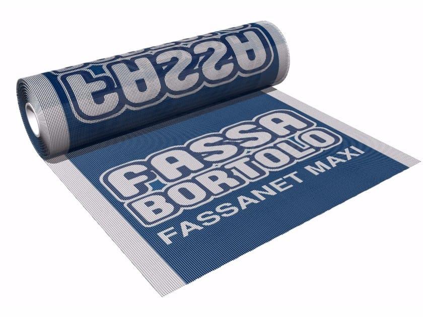 Rete d'armatura in fibra di vetro alcaliresistente FASSANET MAXI by FASSA