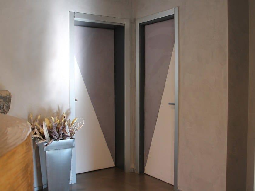 Door panel for indoor use Door panel by IndakoLab