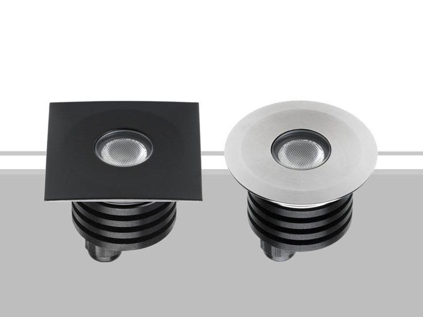 Segnapasso a LED per esterni FATBOY 2 by Flexalighting