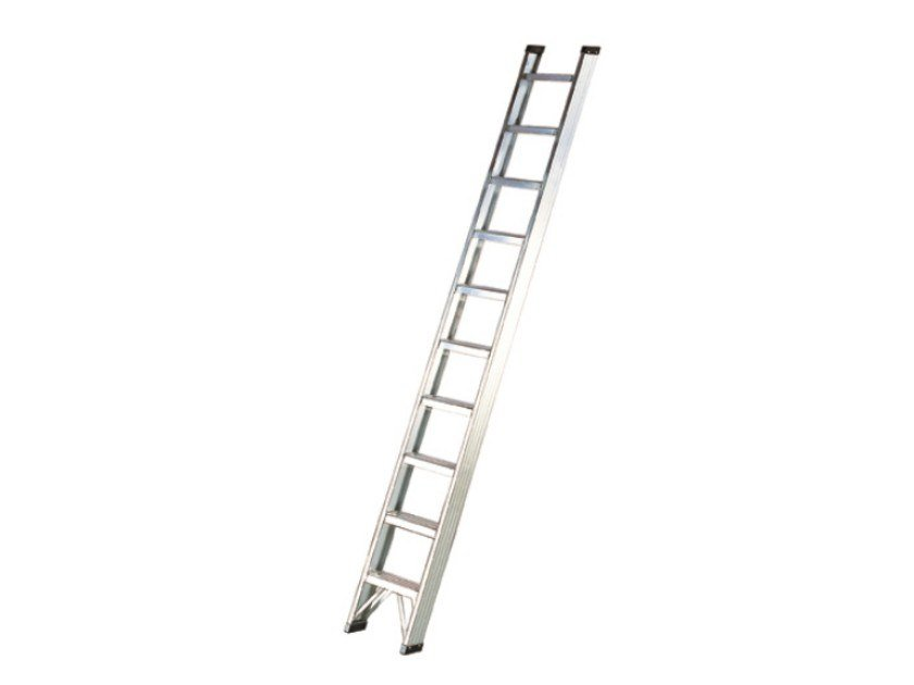 Aluminium heavy duty ladder FATTORIA C by SVELT