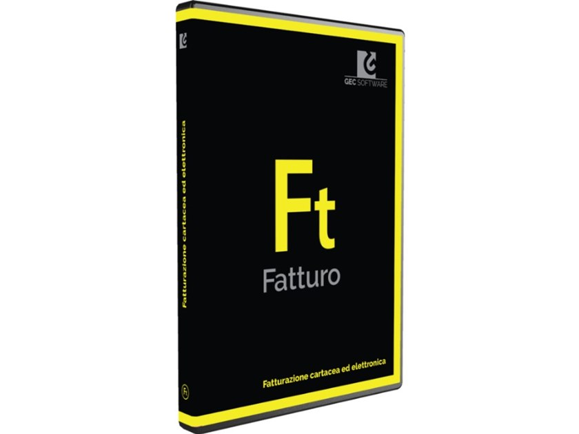 Professional fee FATTURO by GEC Software