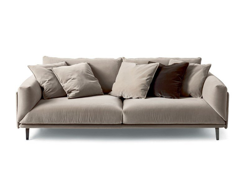 Upholstered fabric sofa FAUBOURG by arflex
