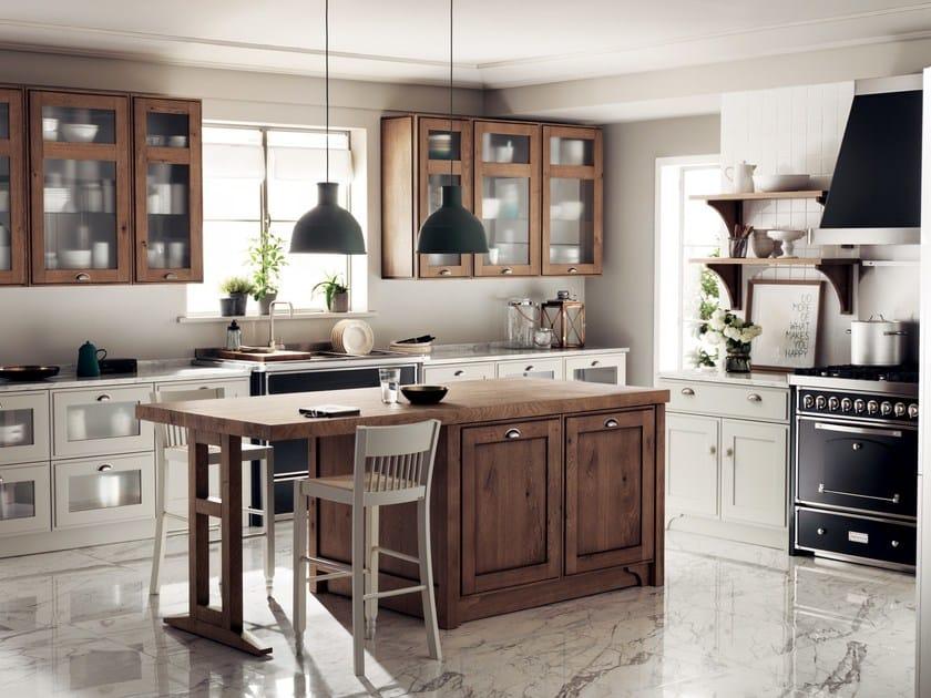 Fitted kitchen favilla scavolini line by scavolini - Kitchens scavolini ...