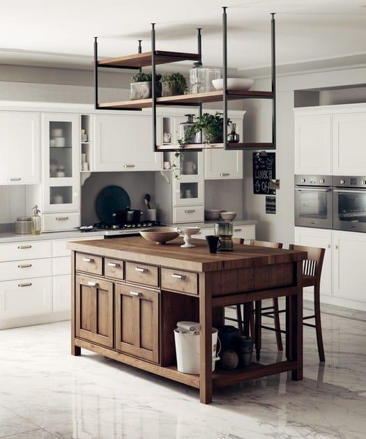 Fitted kitchen favilla scavolini line by scavolini for Scavolini prices