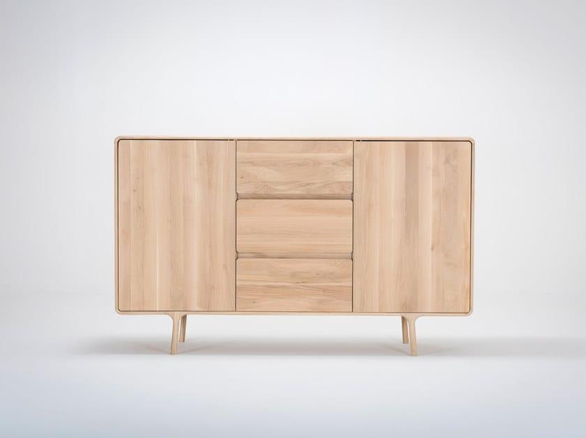 Credenza Da Design : Credenza in rovere fawn dresser collezione by gazzda design